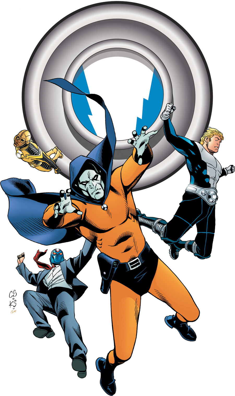 DC Icon Covers Thunder-Agents-3
