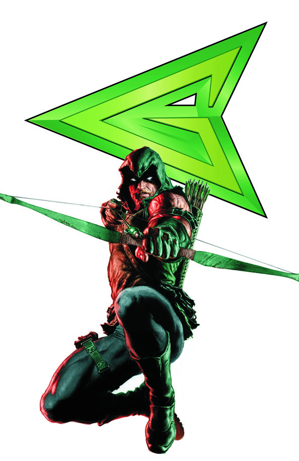 DC Icon Covers green-arrow-8