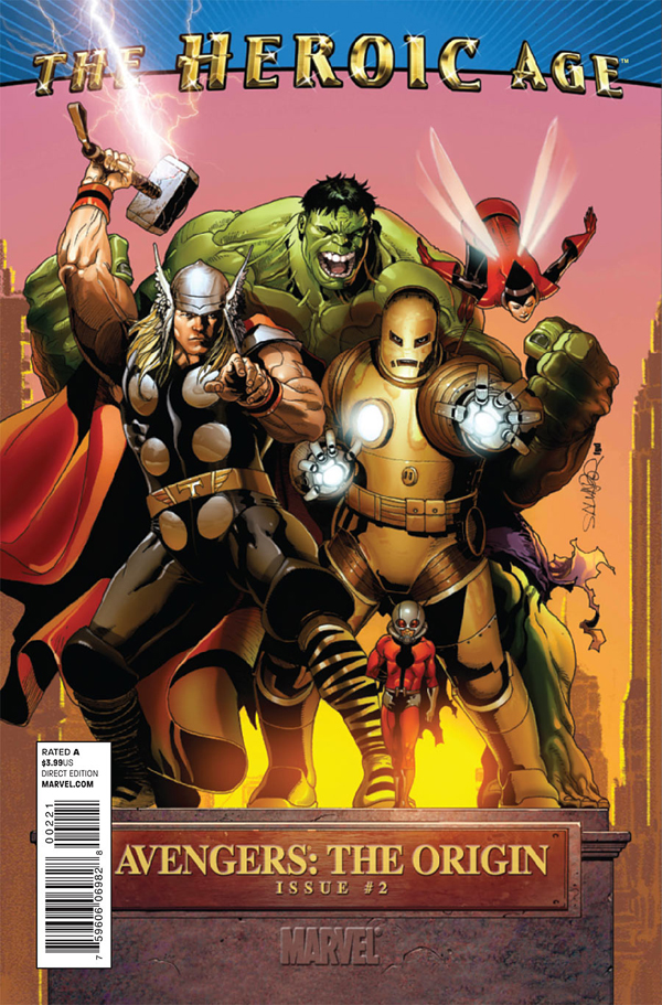Marvel The Heroic Age Avengers- The Origin 0002 the heroic age