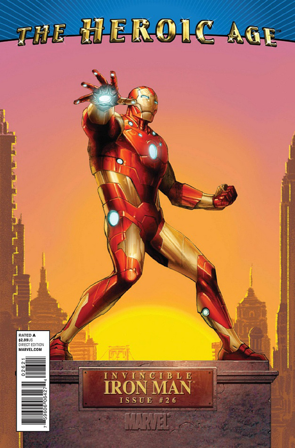 Marvel The Heroic Age Invincible Iron Man 0026
