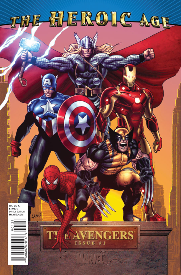 Marvel The Heroic Age The Avengers 0001x the heroic age