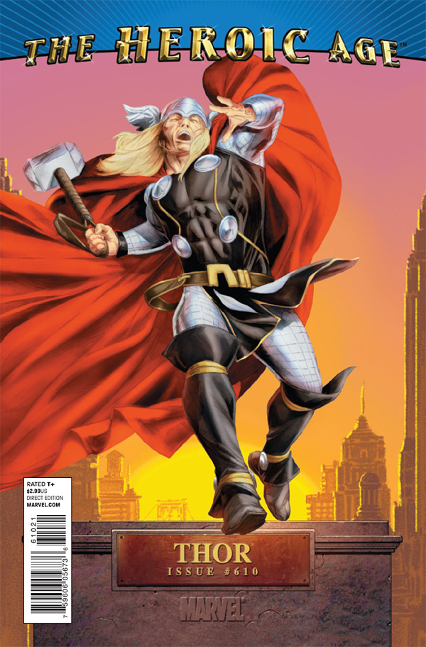 Marvel The Heroic Age Thor 0610 the heroic age
