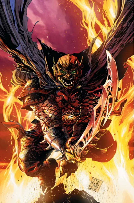 The New DCU DemonKnights-e1307815159668