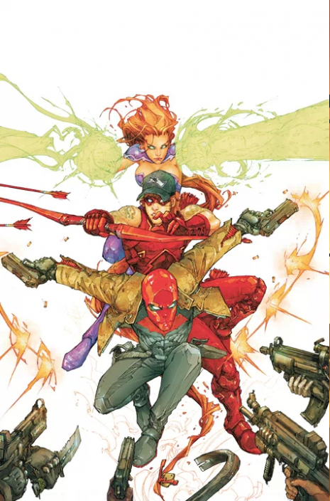 The New DCU RedHood-e1307814278922