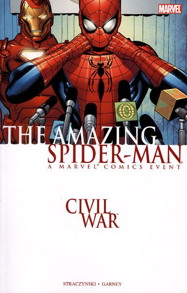 Civil War- Amazing Spider-Man [Marvel] OS1 0001.JPG