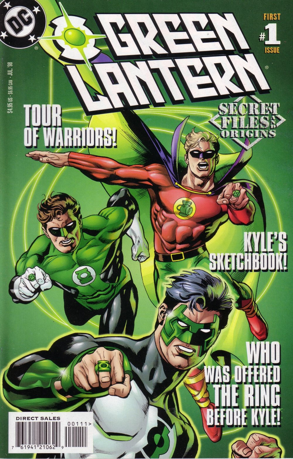 Green Lantern- Secret Files and Origins [DC] 1 0001.JPG