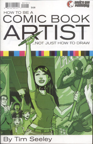 How To Be A Comic Book Artist [DDP] OS1 0001.JPG