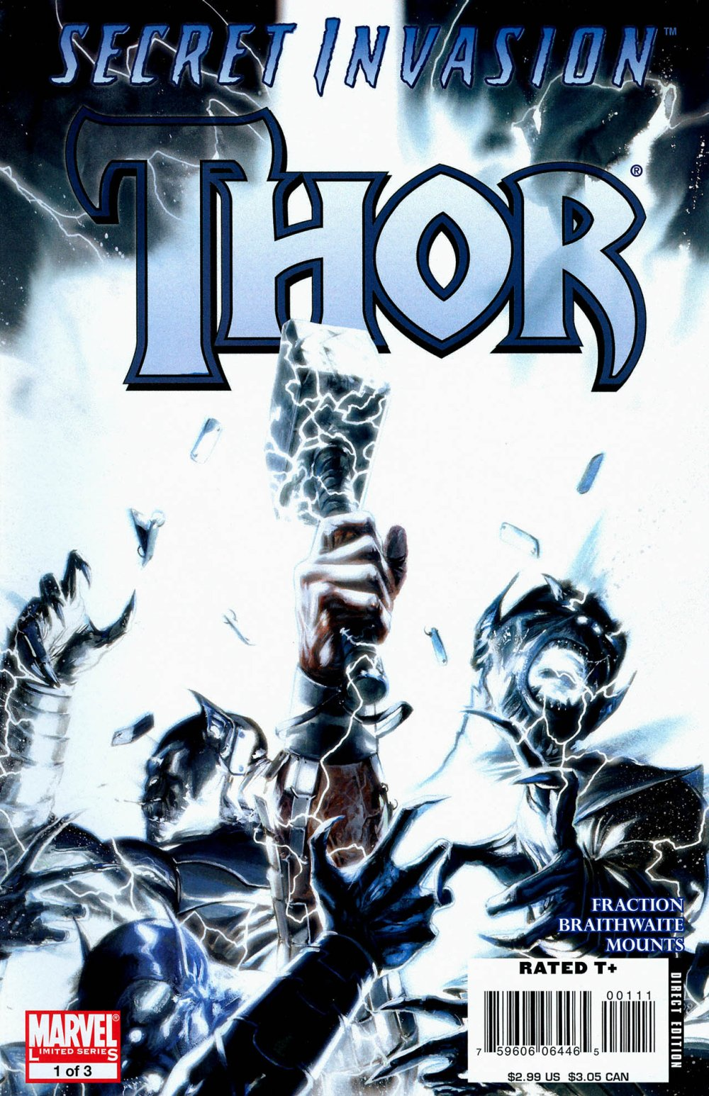 Thor- Secret Invasion [Marvel] Mini 1 0001.JPG