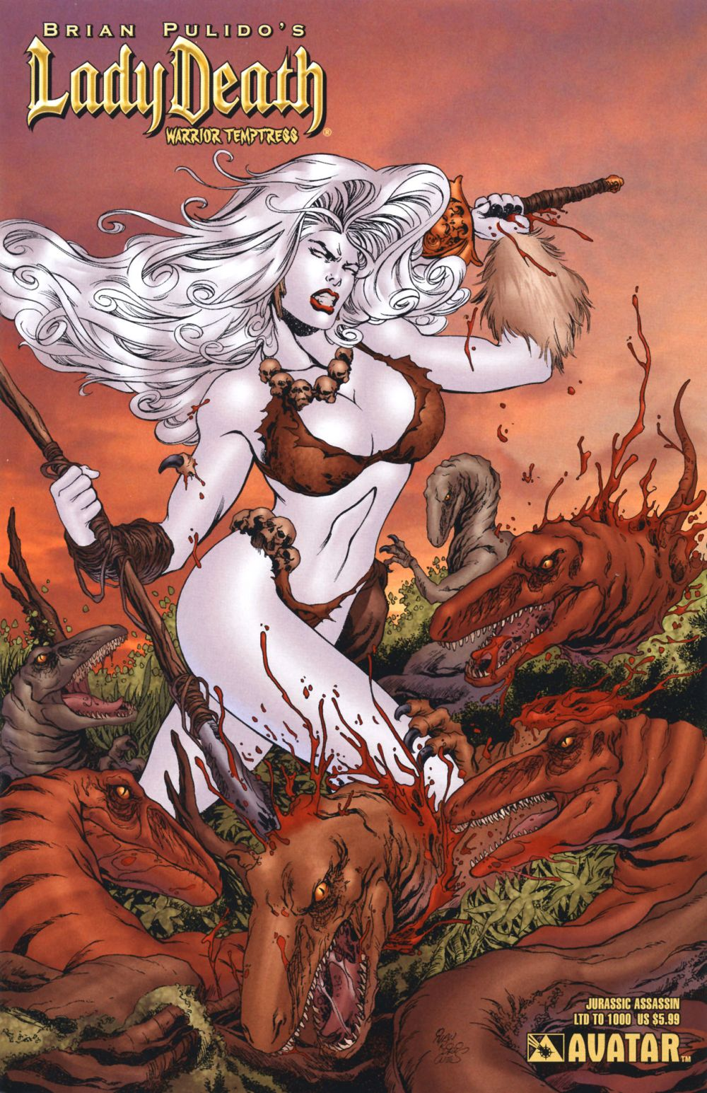 Lady Death- Warrior Temptress [Avatar] OS1 0001 jurassic assassin.jpg
