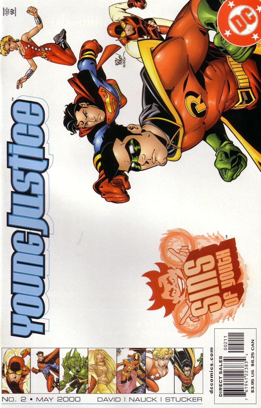 Young Justice- Sins of Youth [DC] Mini 1 0002.JPG