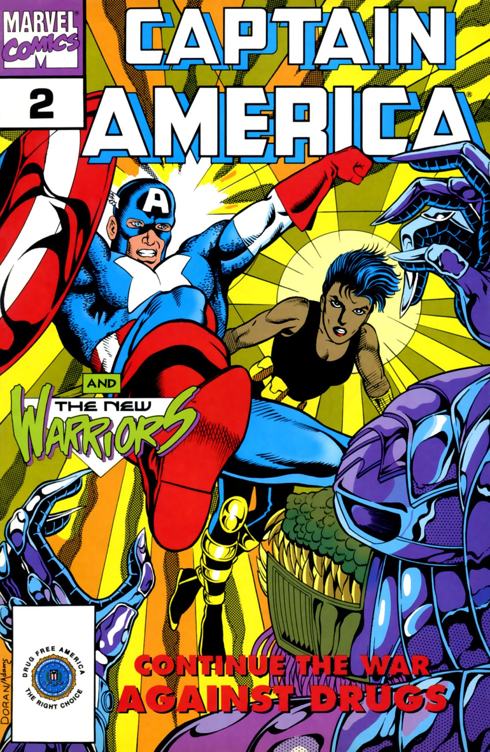 Captain America And The New Warriors- The War on Drugs [Marvel] Mini 1 0002.jpg
