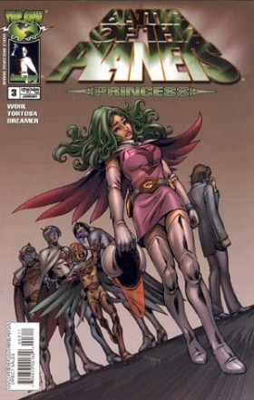 Battle Of The Planets- Princess [Image Top Cow] Mini 1 0003.jpg