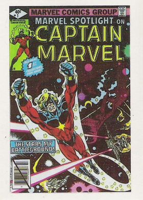 Marvel Super Heroes 1st Issue Covers 1984 Card Set 0017a.jpg