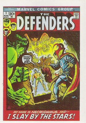 Marvel Super Heroes 1st Issue Covers 1984 Card Set 0025a.jpg