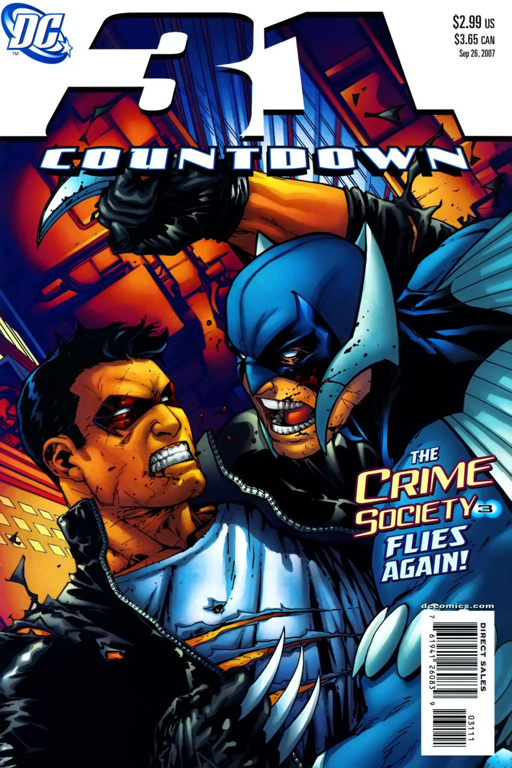 Countdown To Infinite Crisis [DC] Mini 1 0031.jpg