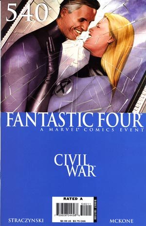 Fantastic Four [Marvel] V1 0540