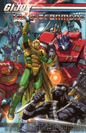 Gi Joe vs Transformers: Art Of War TPB.jpg