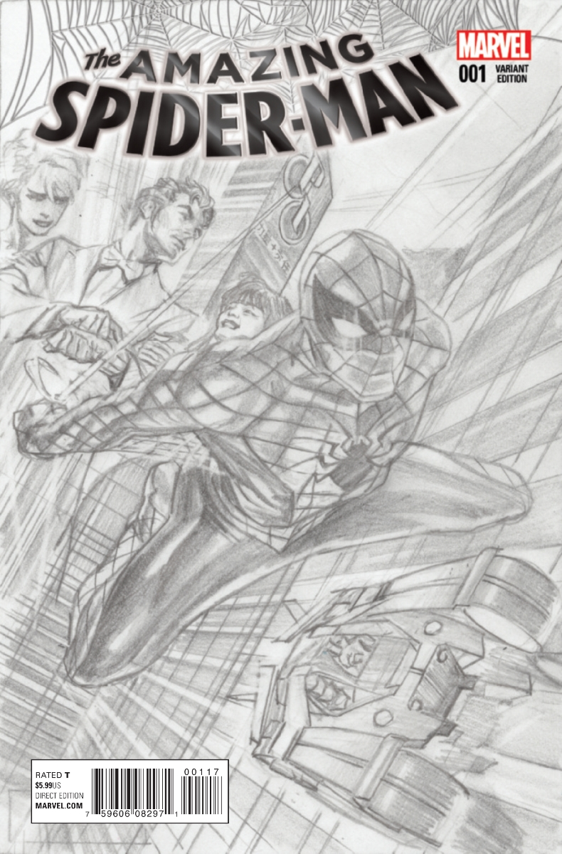 Amazing Spider-man 0001c