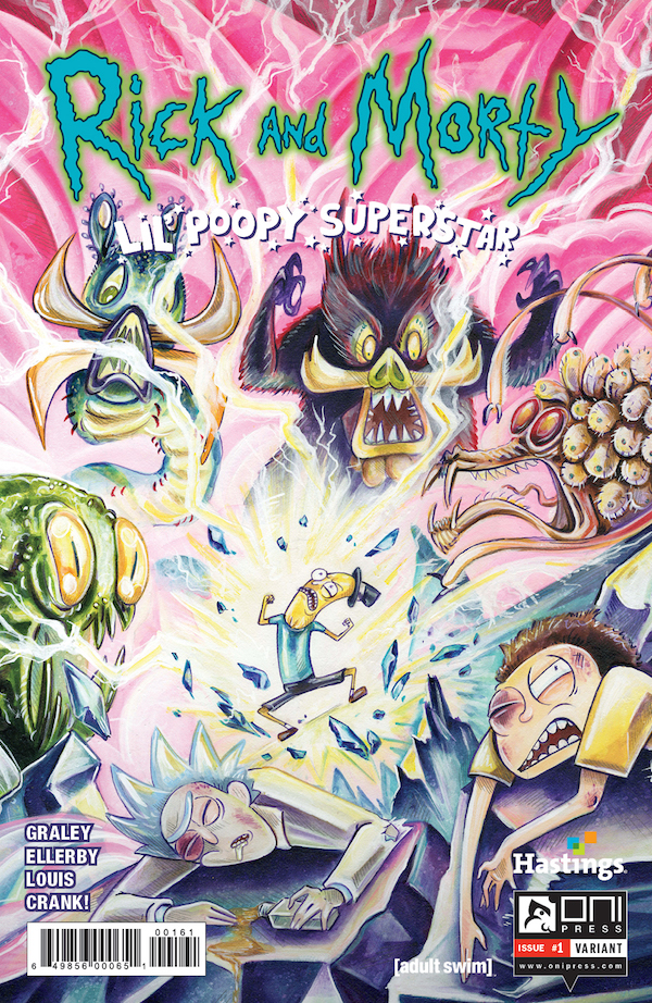 Rick and Morty- Lil' Poopy Superstar 0001d