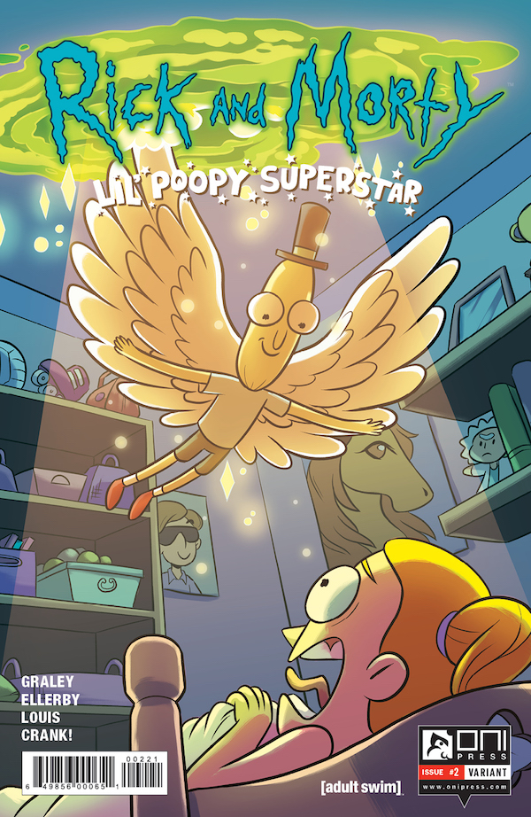 Rick and Morty- Lil' Poopy Superstar 0002b