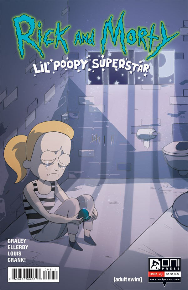 Rick and Morty- Lil' Poopy Superstar 0003