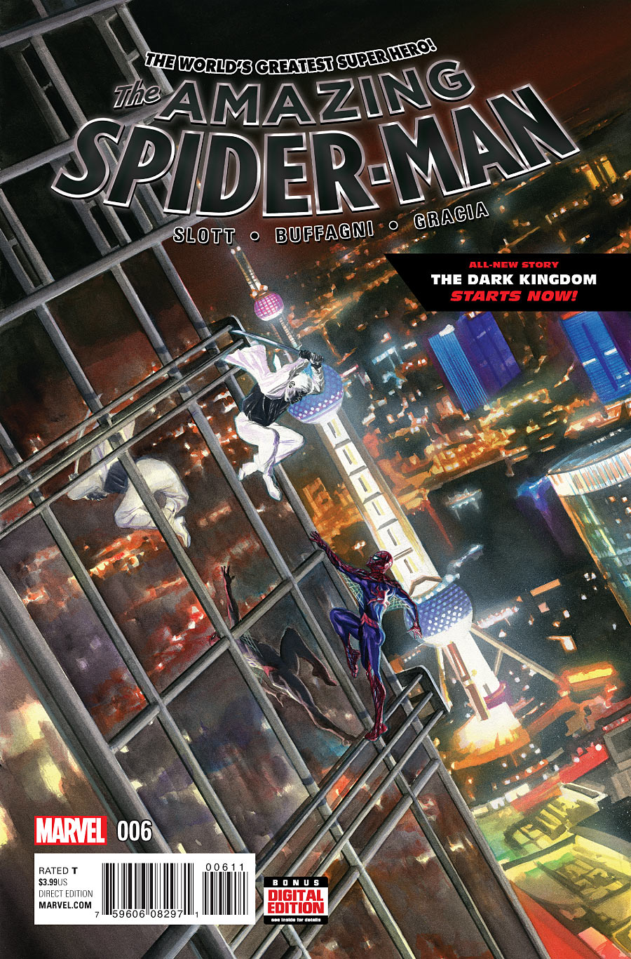 Amazing Spider-man 0006