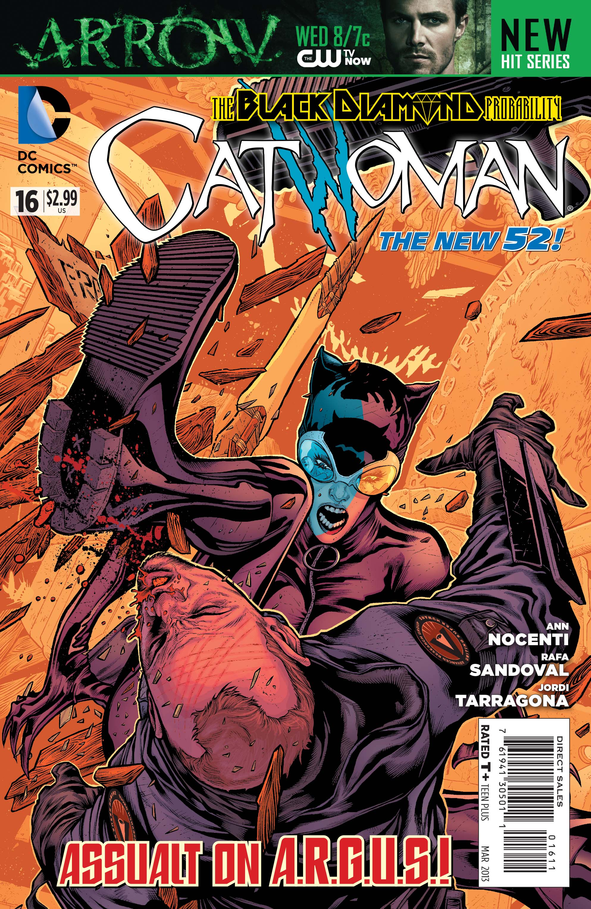 Catwoman 0016