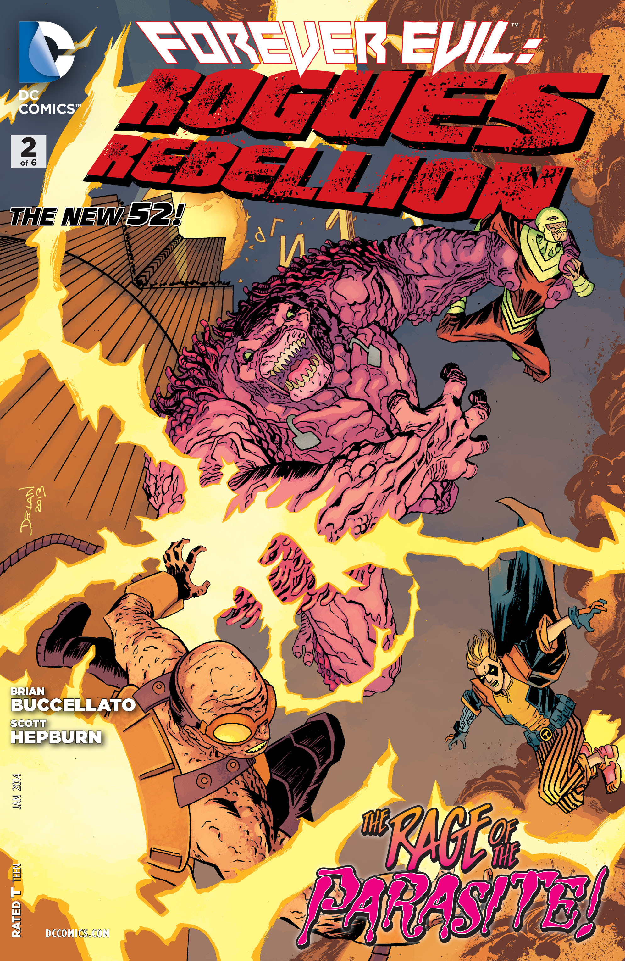 Forever Evil: Rogues Rebellion 0002