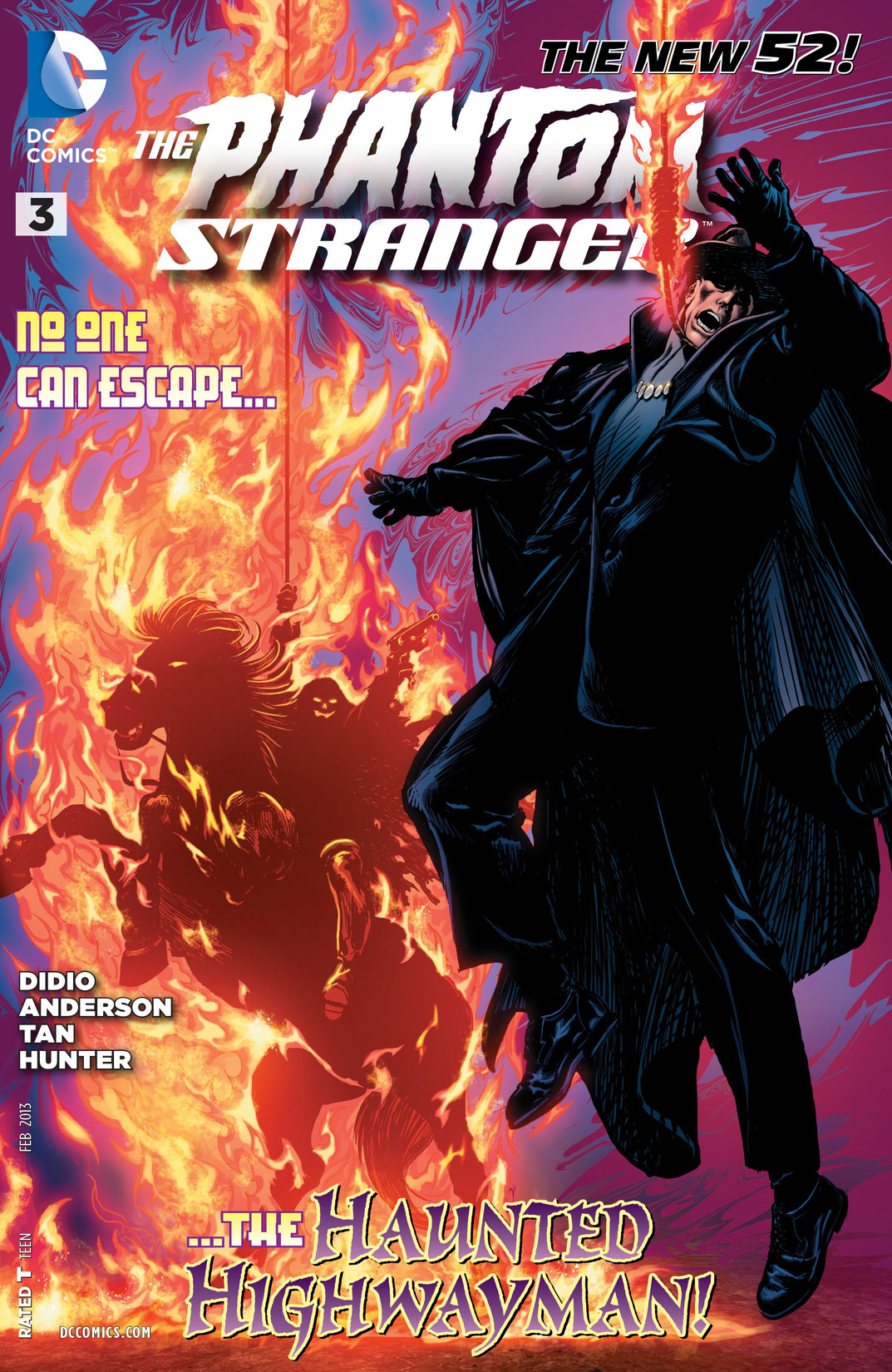 Trinity of Sin : The Phantom Stranger 0003