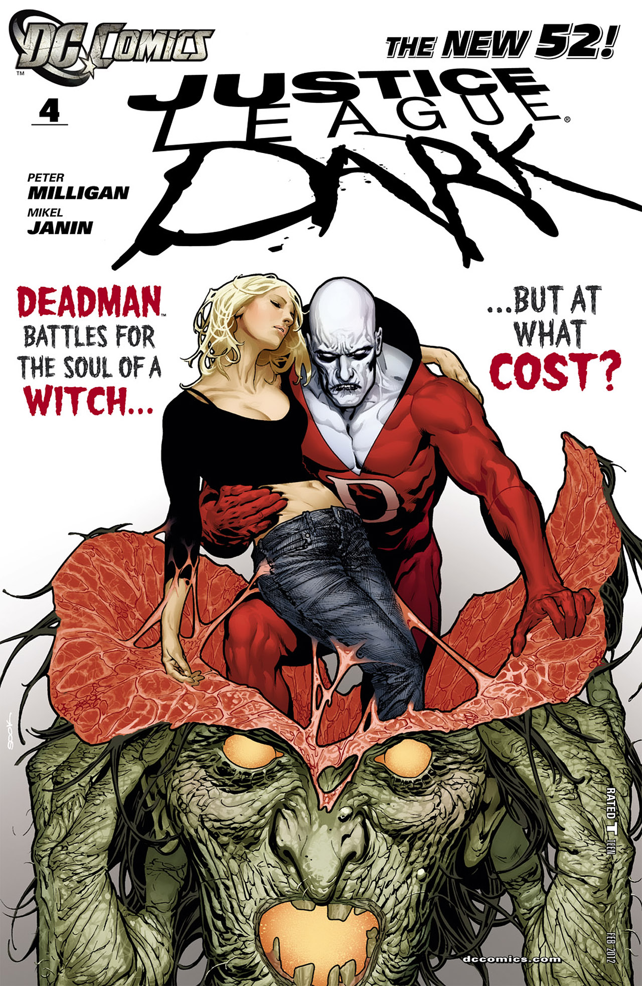 Justice League Dark 0004