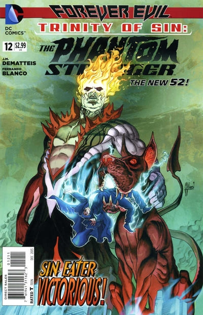 Trinity of Sin : The Phantom Stranger 0012