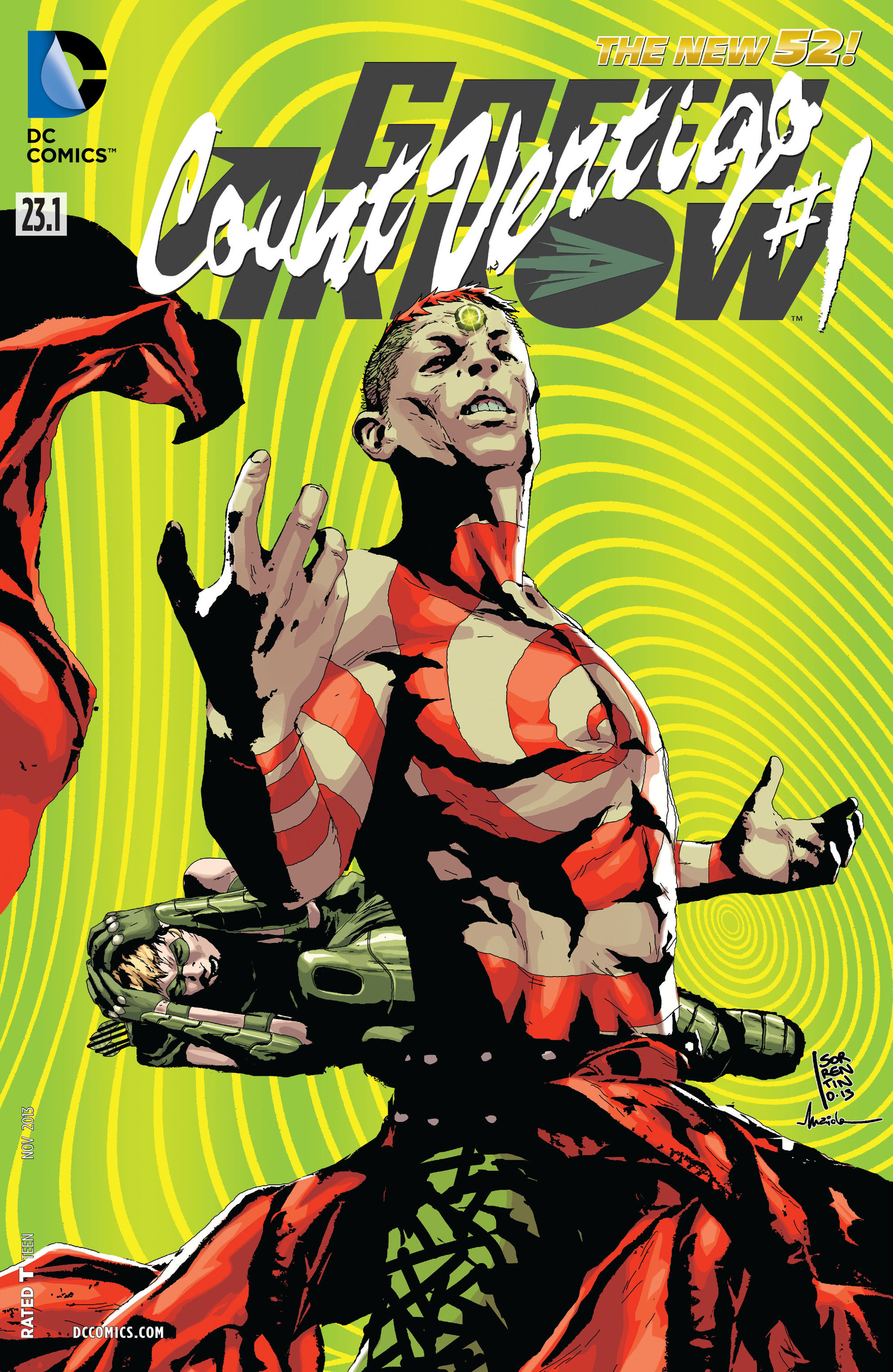 Green Arrow 0023.1 Count Vertigo