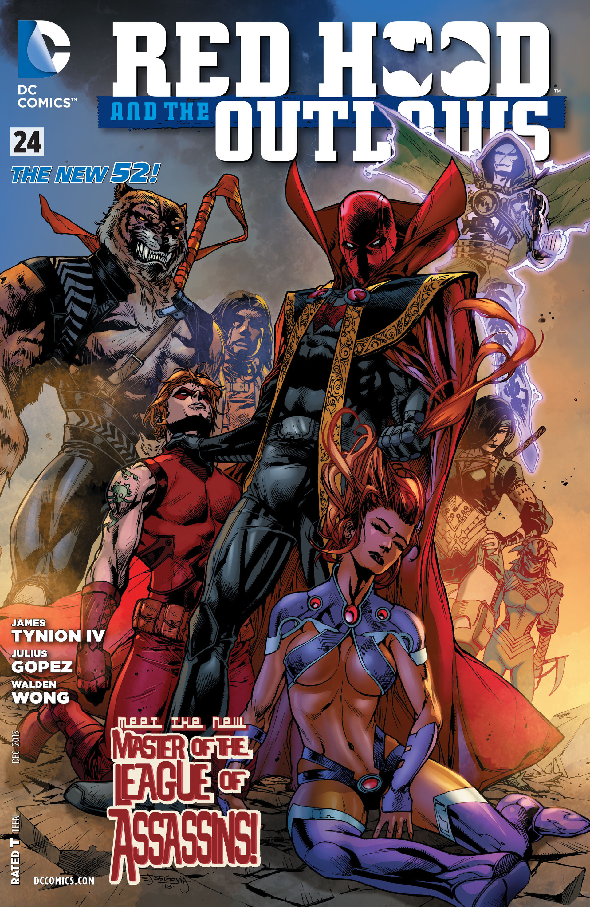 Red Hood and the Outlaws 0024