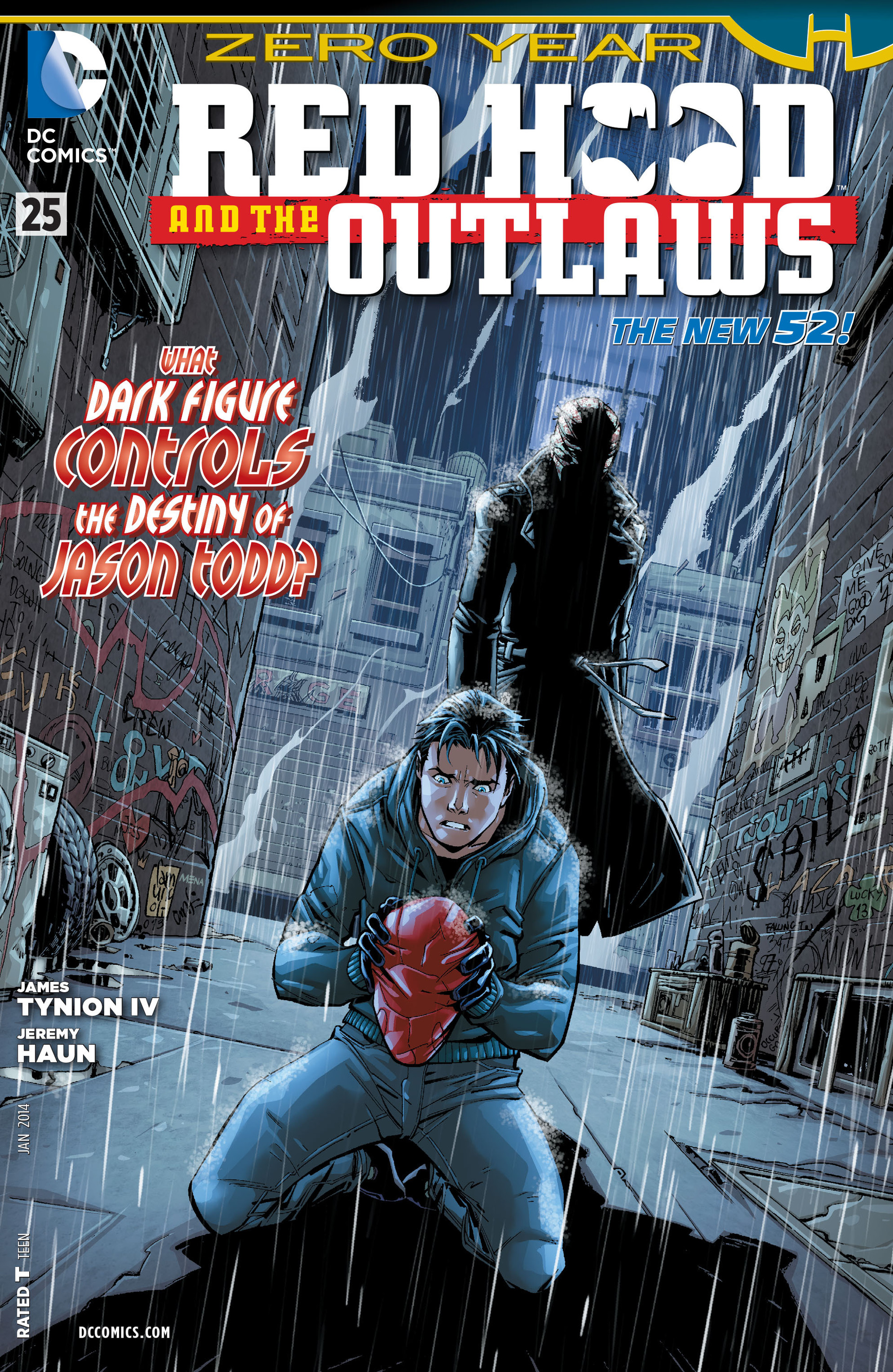 Red Hood and the Outlaws 0025