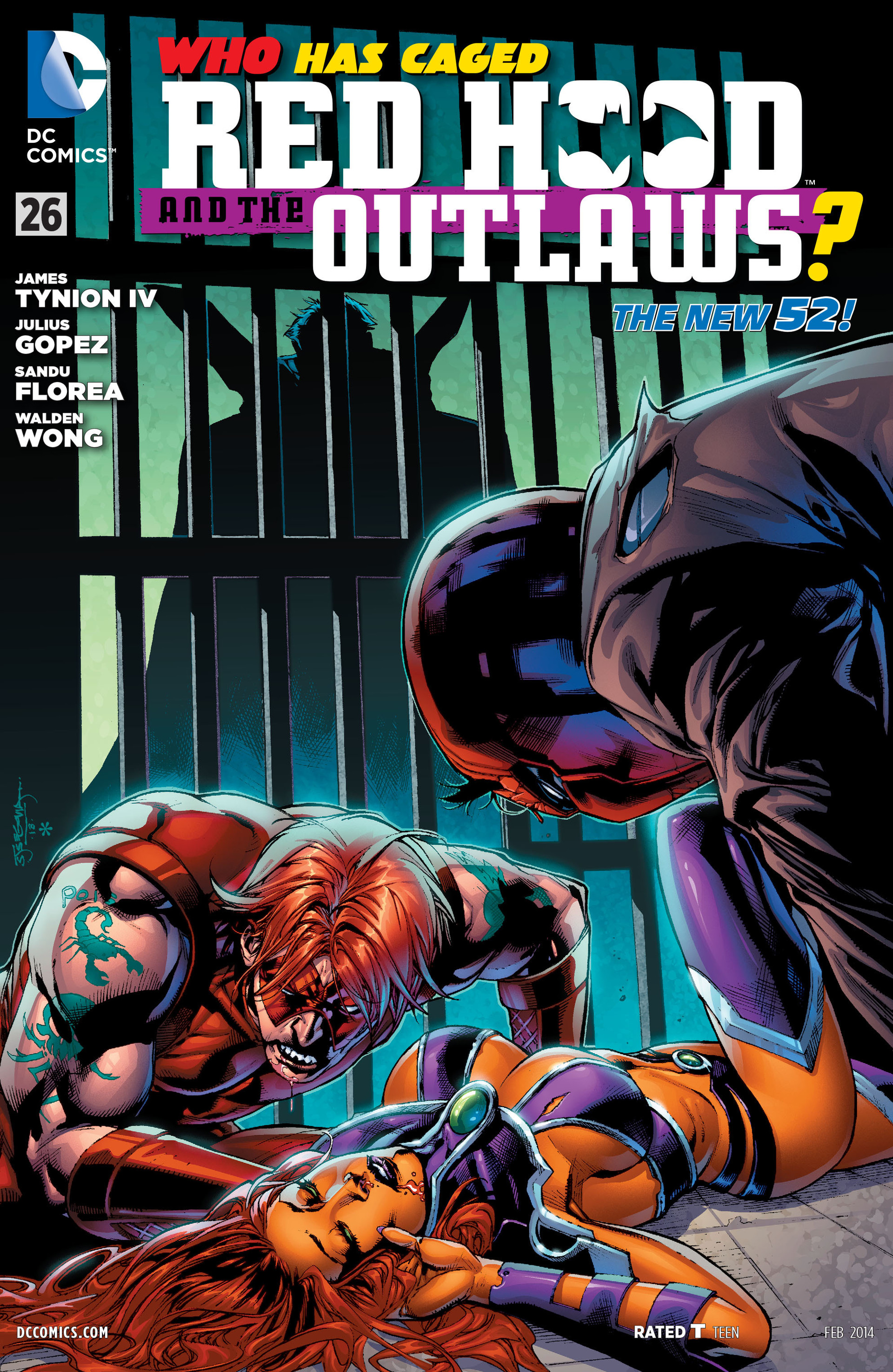 Red Hood and the Outlaws 0026