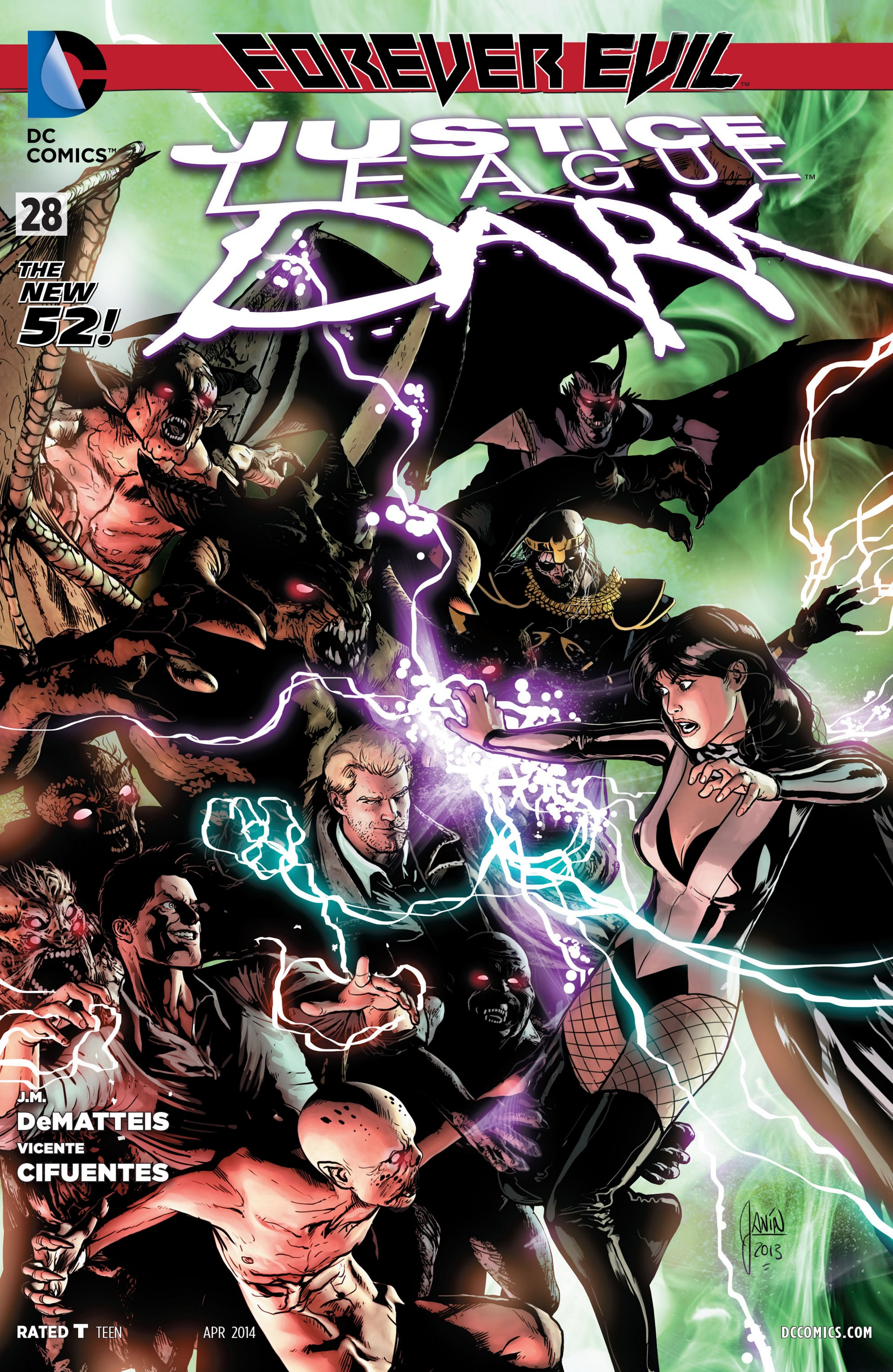 Justice League Dark 0028a