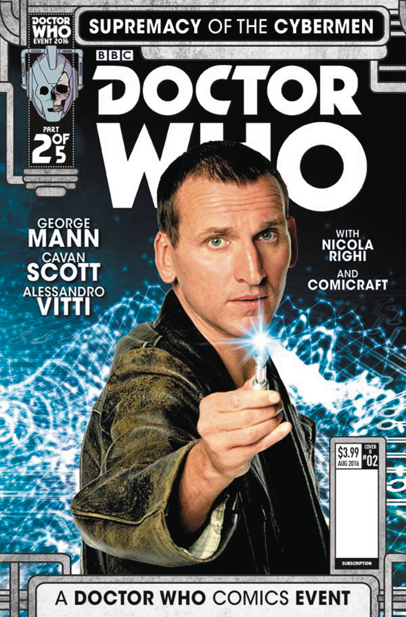 Doctor Who: Supremacy Of The Cybermen 0002b