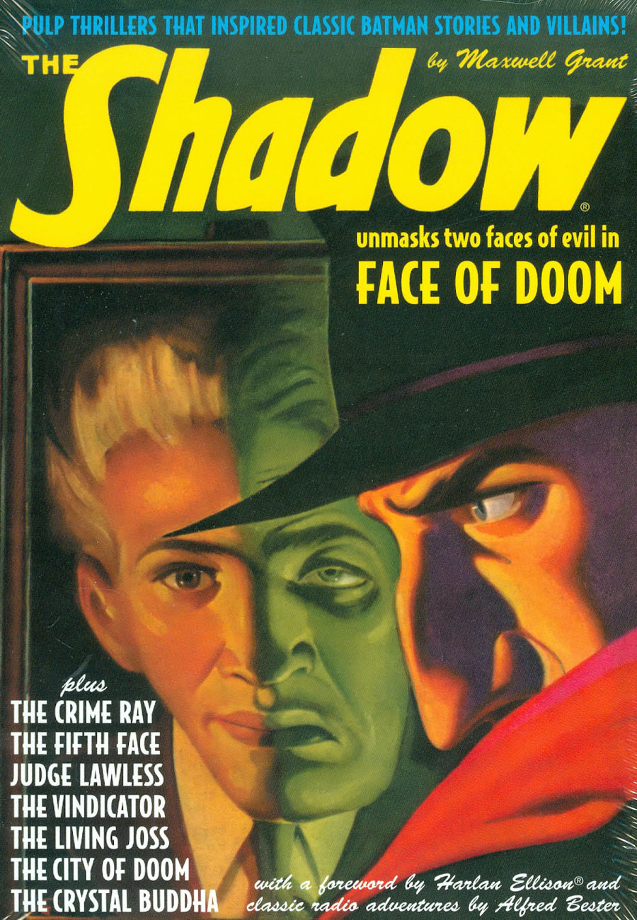 The Shadow Super Pack 0003