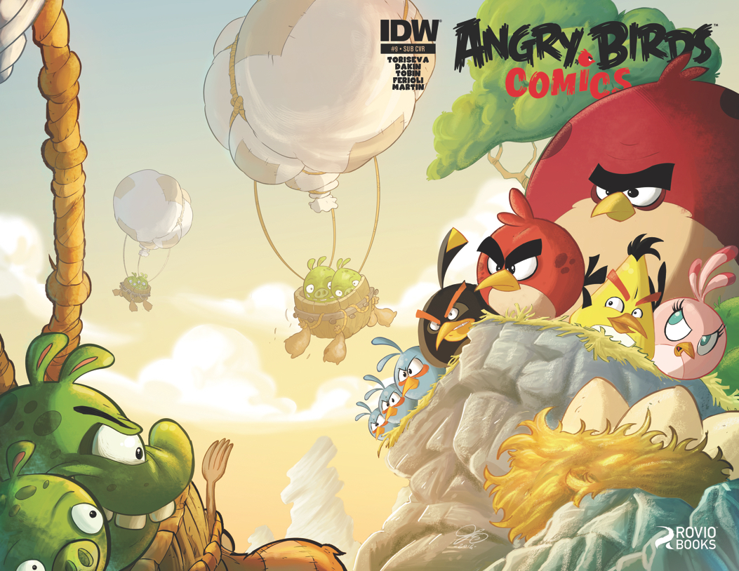 Angry Birds Comics 0009a