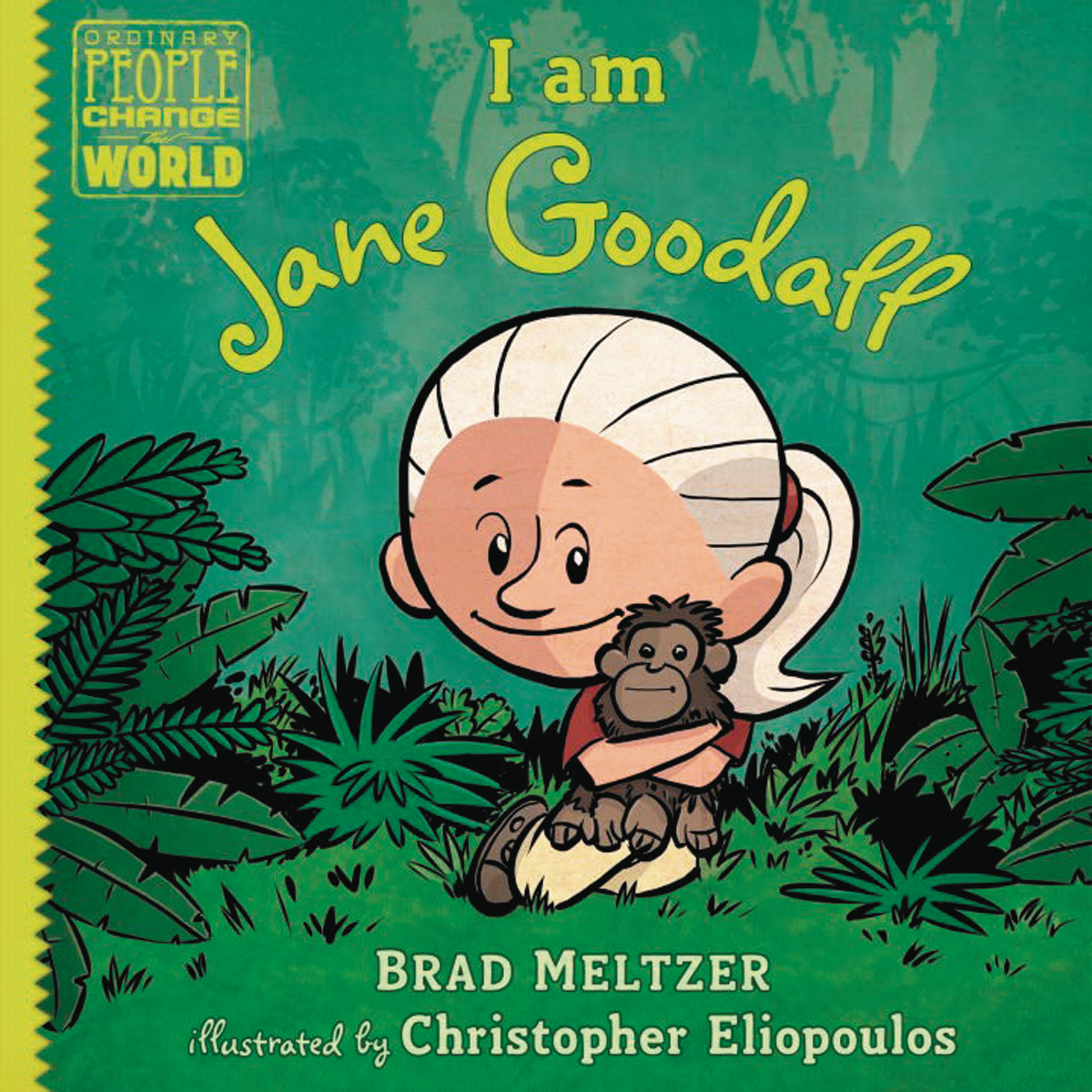 I Am Jane Goodall hc