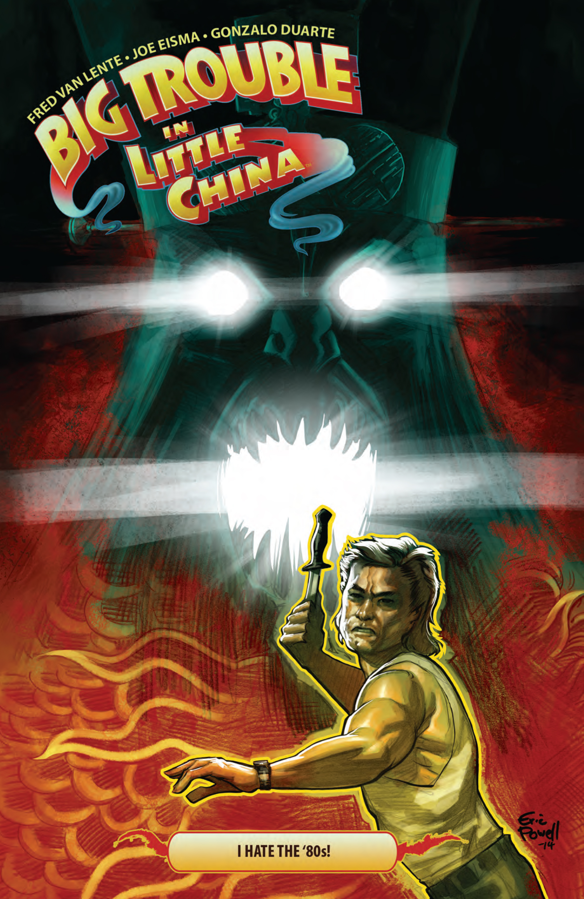 Big Trouble In Little China tpb-04
