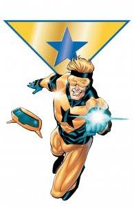 Booster gold 40 195x300 DC Icon Covers