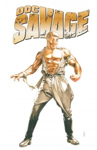 Doc Savage 10 195x300 DC Icon Covers