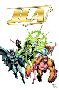 JLA 53 195x300 DC Icon Covers
