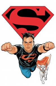 Superboy 3 198x300 DC Icon Covers