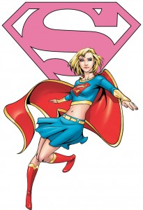 Supergirl 60 205x300 DC Icon Covers