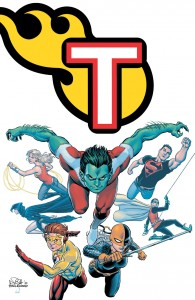 Teen Titans 91 195x300 DC Icon Covers