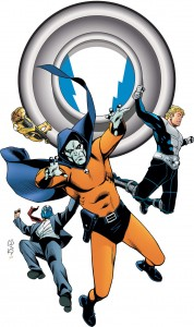 Thunder Agents 3 178x300 DC Icon Covers