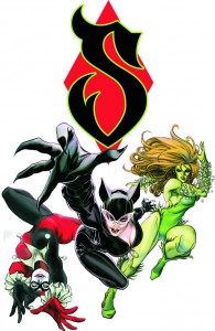 gotham city sirens 19 195x300 DC Icon Covers