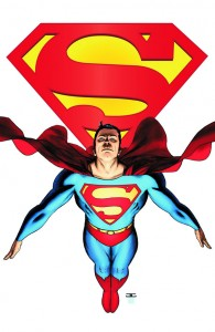 superman 7071 195x300 DC Icon Covers